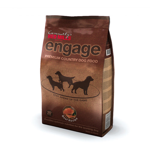 Red Mills Engage Beef recipe dog food