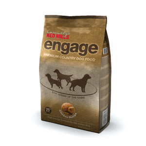 Red Mills Engage Chicken recipe dog food