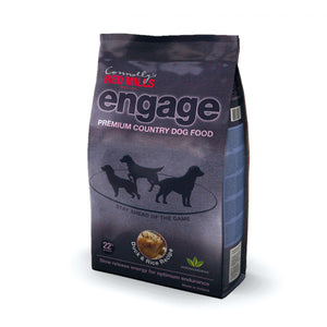 Red Mills Engage Duck & Rice dog food