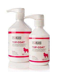 Foran Pet Care Topcoat