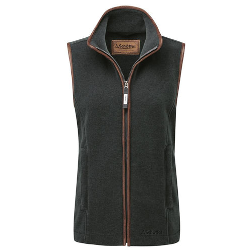 Schoffel Lyndon Fleece Gilet Kingfisher - RedMillsStore.ie