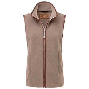 Schoffel Lyndon Fleece Gilet Fawn - RedMillsStore.ie