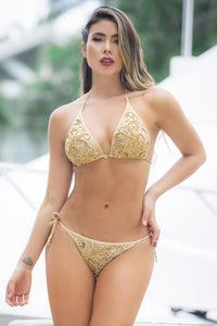 Swimwear sale bikini lace Baccio Miami fashion.  Find bikini lace couture. Get free USA Ground shipping and International shipping from $39.99.