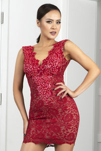 Magic Red cocktail dress. Short dresses near miami. Cocktail dresses for sale. Handmade shape short dresses for party. Cocktail party dresses for woman. Latest Miami fashion short dress for sale