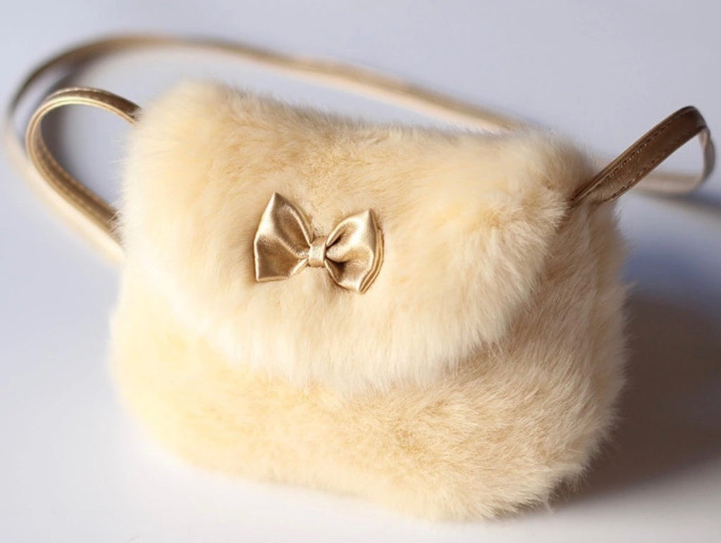 Faux fur Coin Purse - WILD ONES And Co.