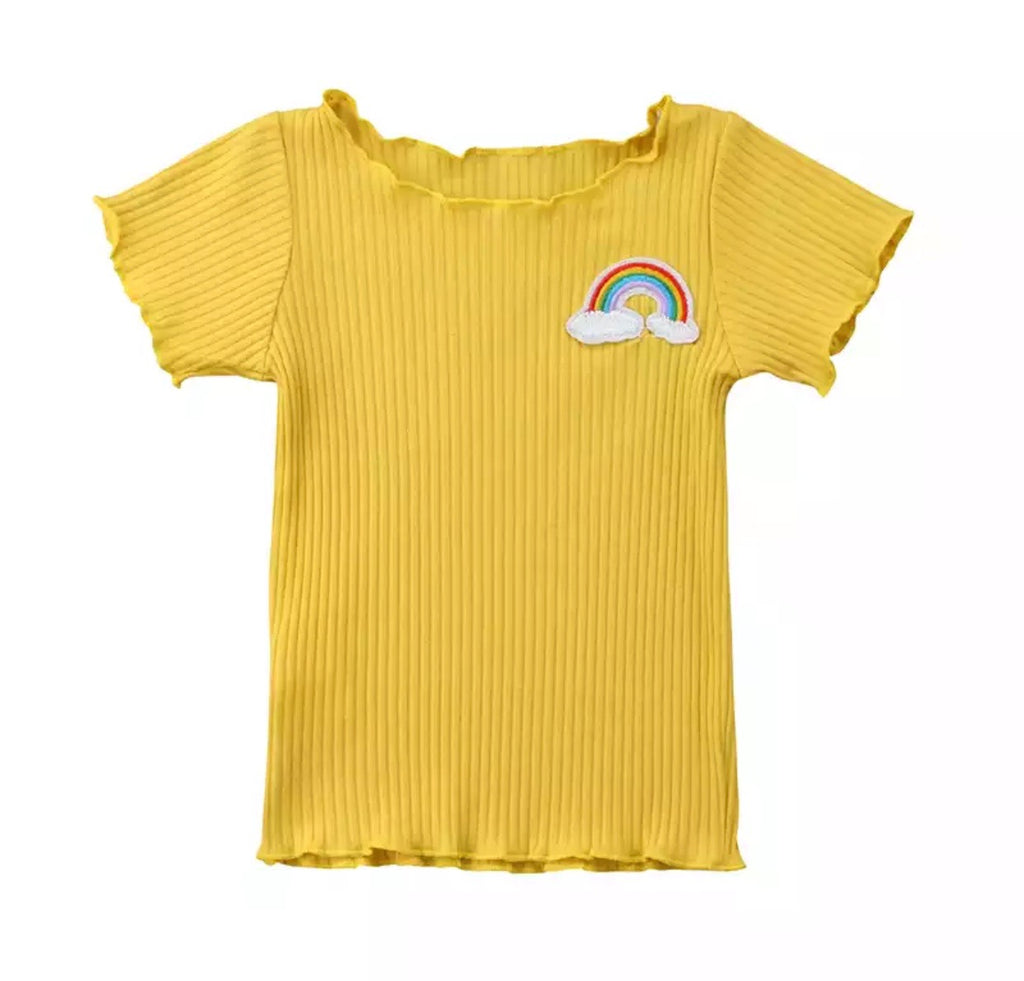 90's Baby in Yellow - WILD ONES And Co.