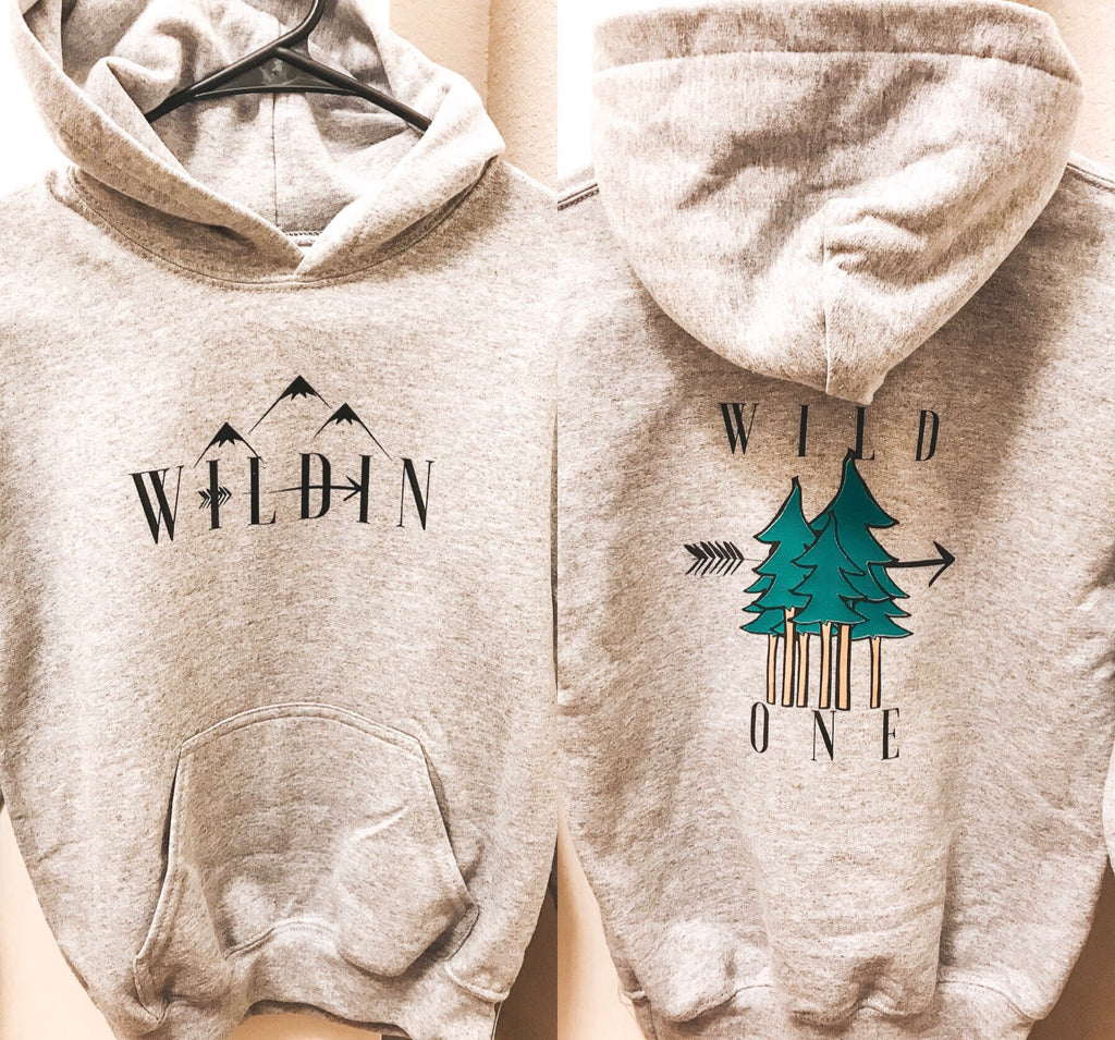 Wildin Sweatshirt - WILD ONES And Co.