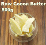 HMM- Organic Raw Cocoa Butter Base Oil 500g