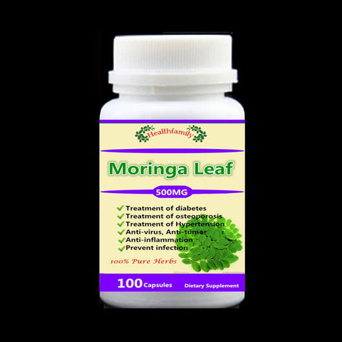 HMM-Natrual Moringa Leaves Extract