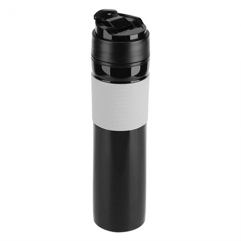 Portable Coffee Press Bottle Tea Maker