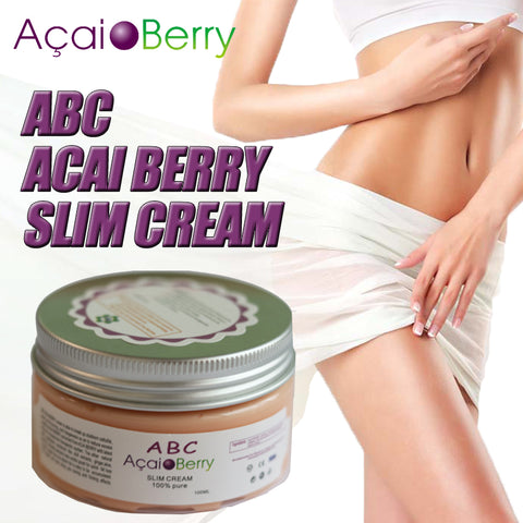 HMM-ABC ACAI BERRY slim cream