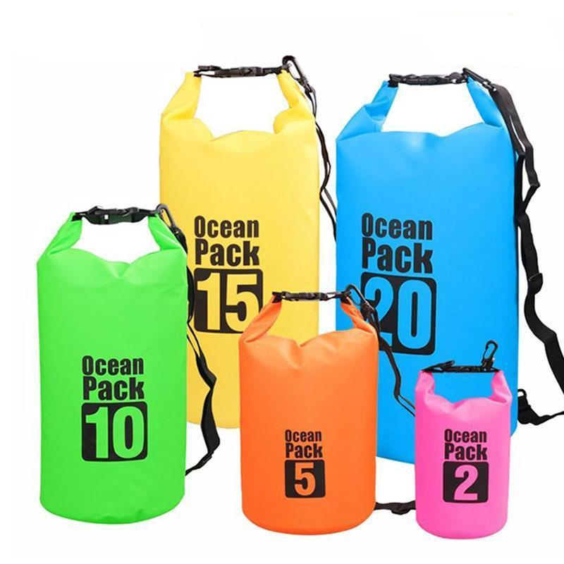 Ocean Pack Waterproof Dry Bag