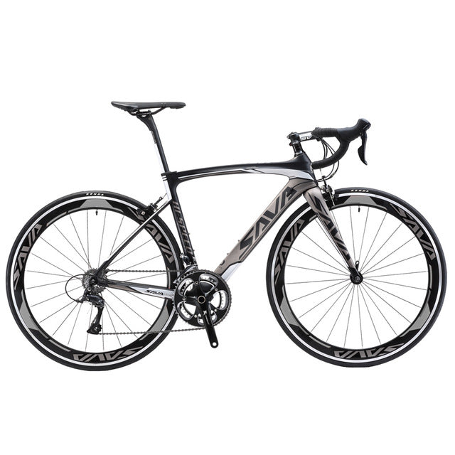 700C Carbon Fiber Road Bike Complete Bicycle