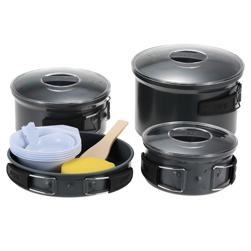 Woodland Aluminum Cookware Set