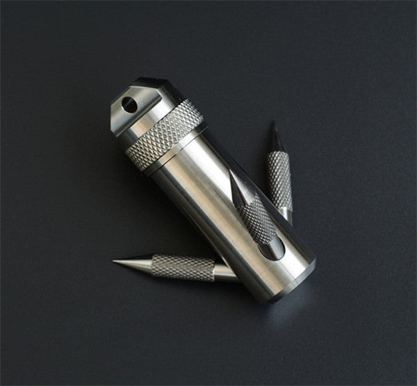 Titanium Capsule Grappling Hook