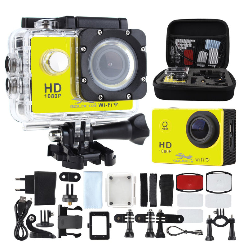 Ultra-Shoot Waterproof Diving Camera