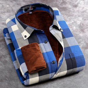 Keith Rush Plaid Shirt