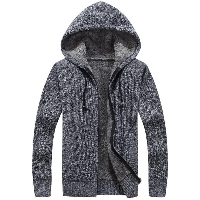 Tucker Hooded Sweater