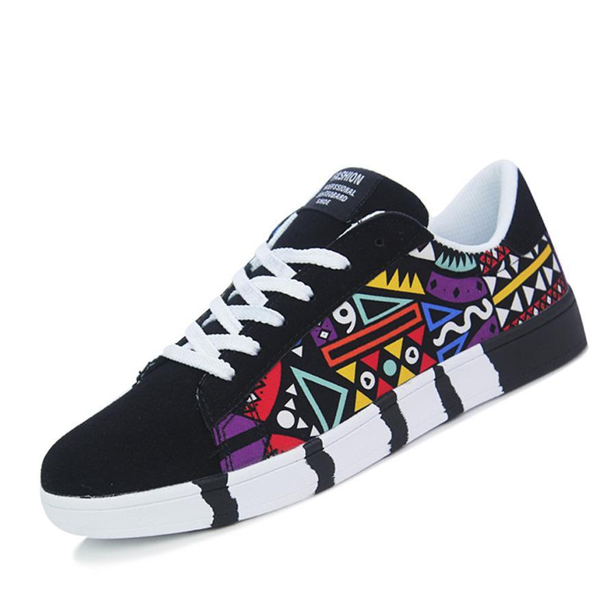 Urban Style Casual Sneakers