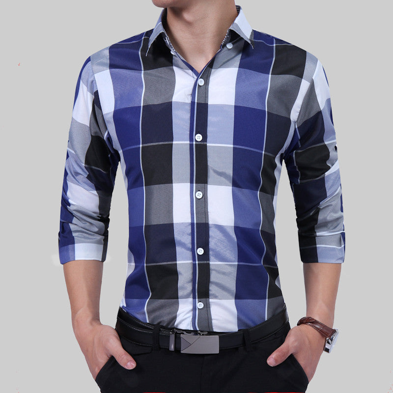 Edwin Plaid Shirt
