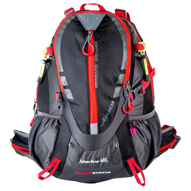 Multifunction Waterproof Bicycle Backpack with Rain Cover