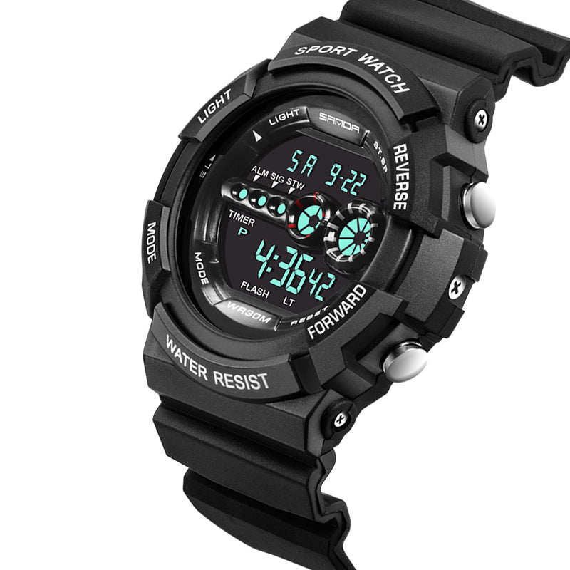 G-type Outdoor Sports Military LED Watches