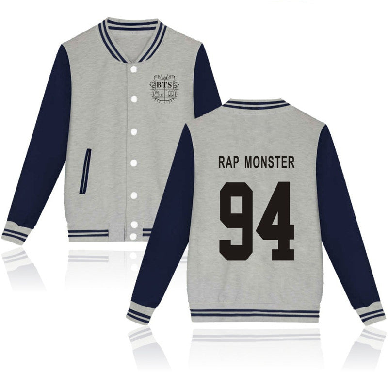 Norton Baseball Jacket