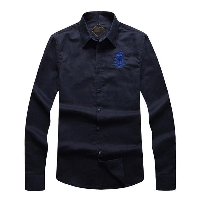Crawford Embroidered Shirt