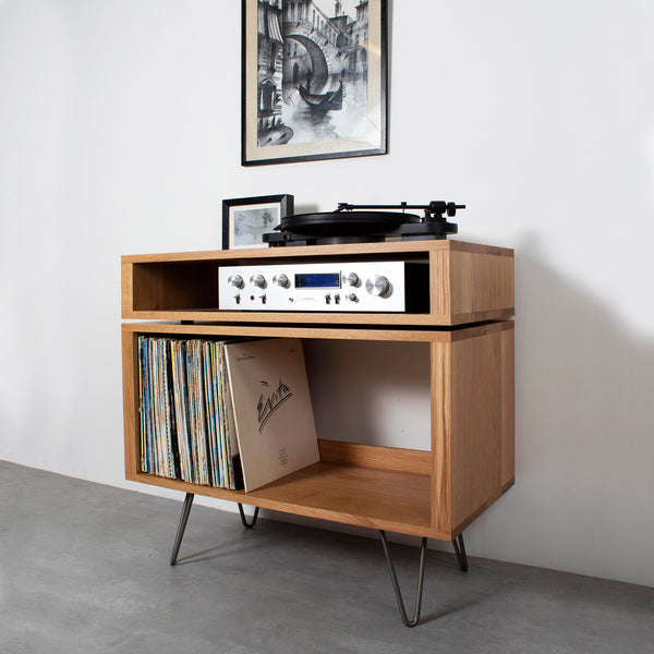 Stack Record Player Stand