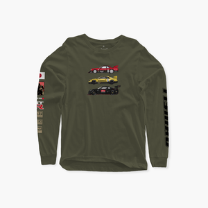 Skyline Racing (Long Sleeve)
