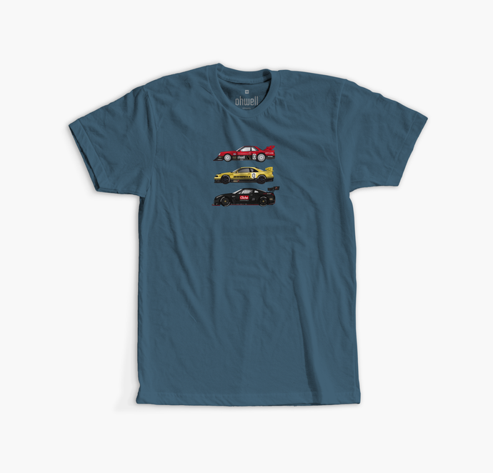 Skyline Racing (short sleeve)