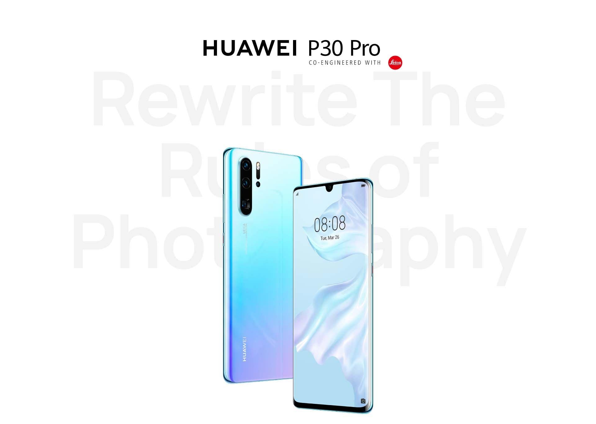 HUAWEI P30 Pro 256GB - Latest Living