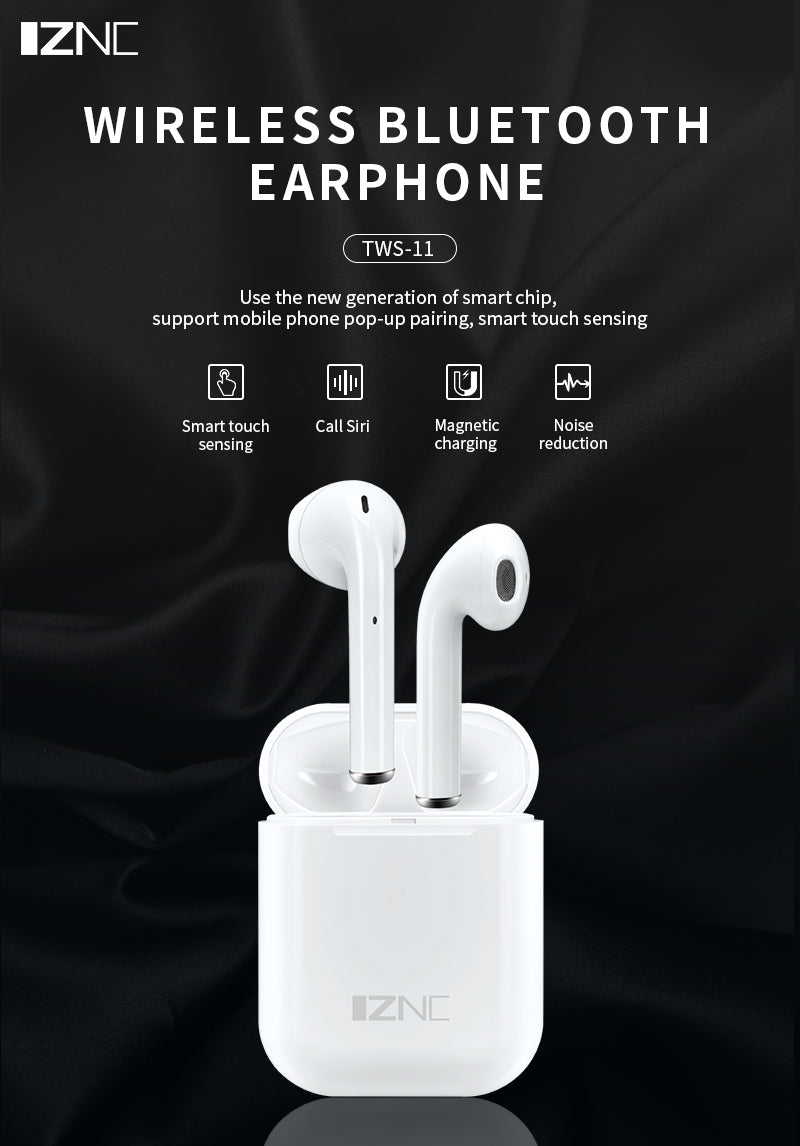 Wireless Bluetooth 5.0 Ear Pods - Latest Living
