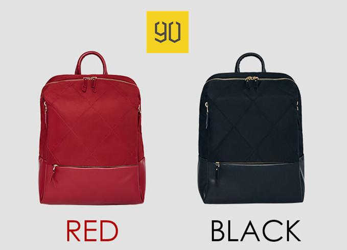 90 FUN Urban Fashion Rhombus Backpack - Latest Living