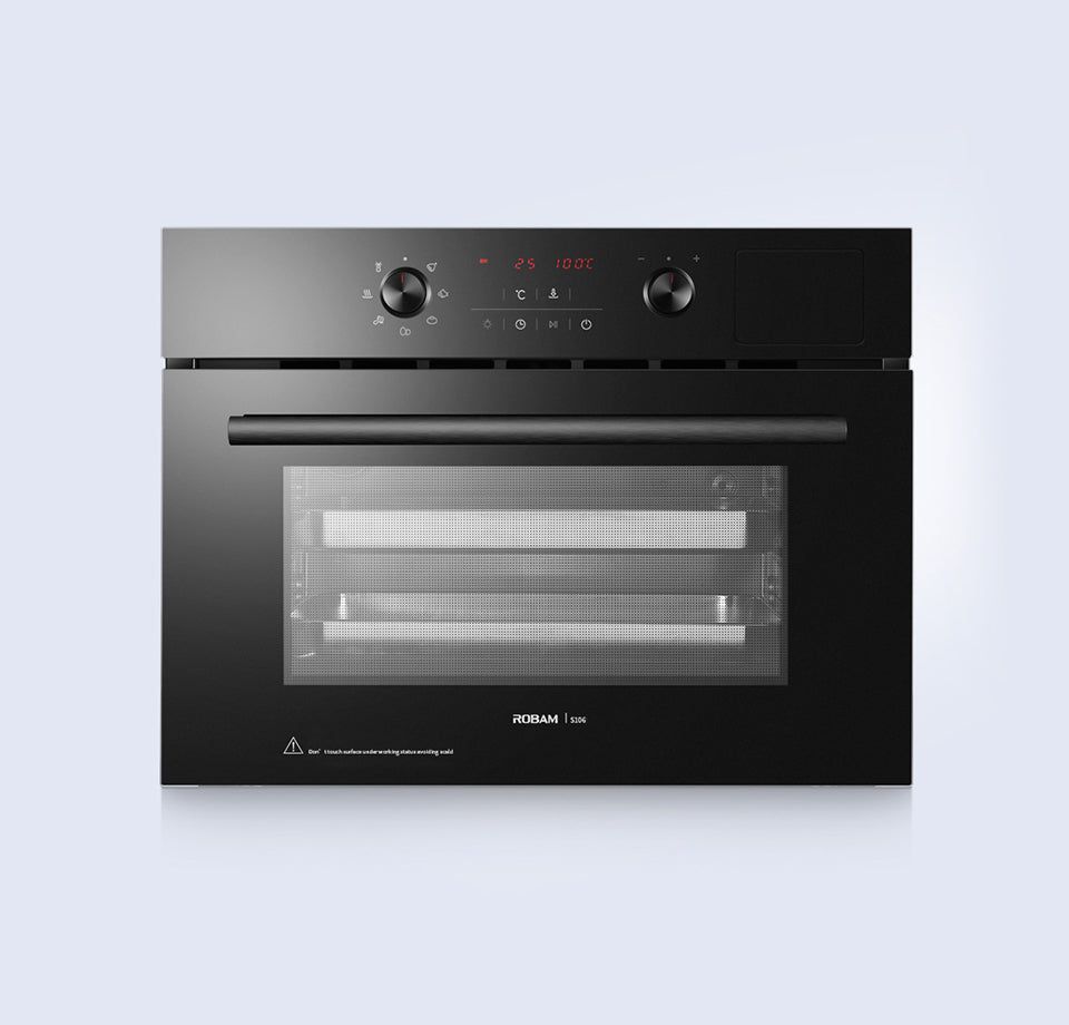 Robam Built-in Steam Oven ZQB400-S106 - Latest Living