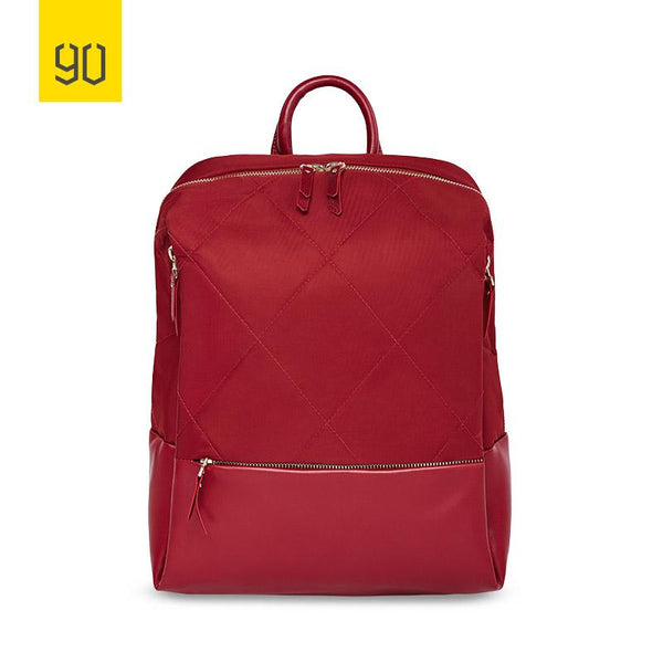 90 FUN Urban Fashion Rhombus Backpack