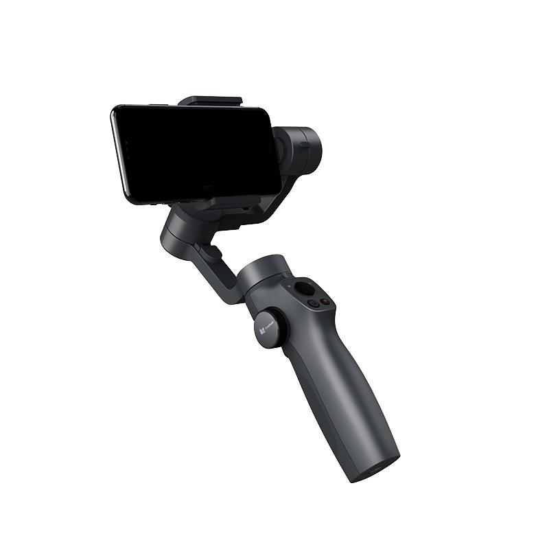 Funsnap Capture2 3 Axis Handheld Gimbal Stabilizer For Smartphone Samsung Iphone X XR 8 7 Gopro Camera Action EKEN 1 Gimbal Kit - Latest Living