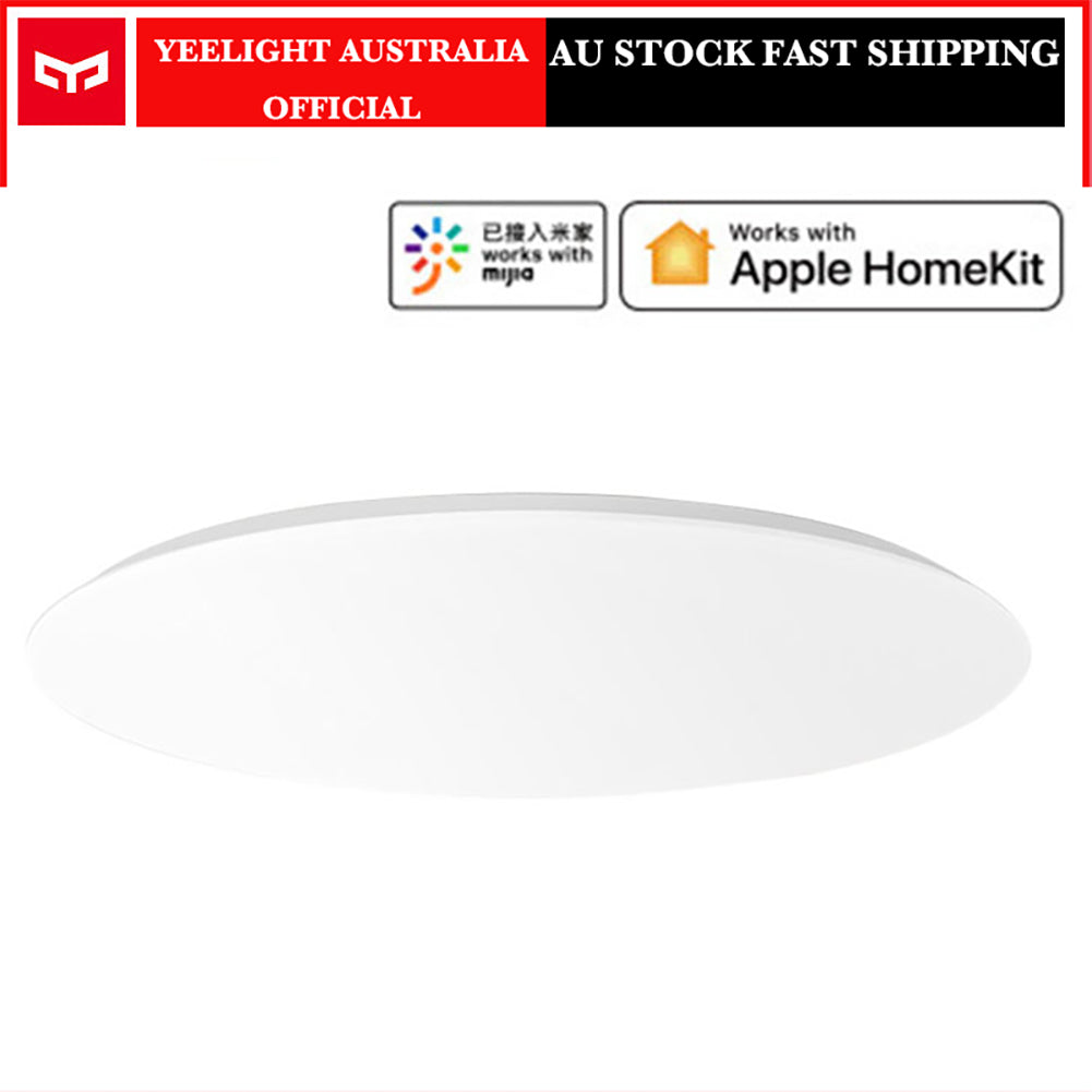 Yeelight LED Remote Control Ceiling Light Dimmable Tunable 480 Galaxy - Latest Living