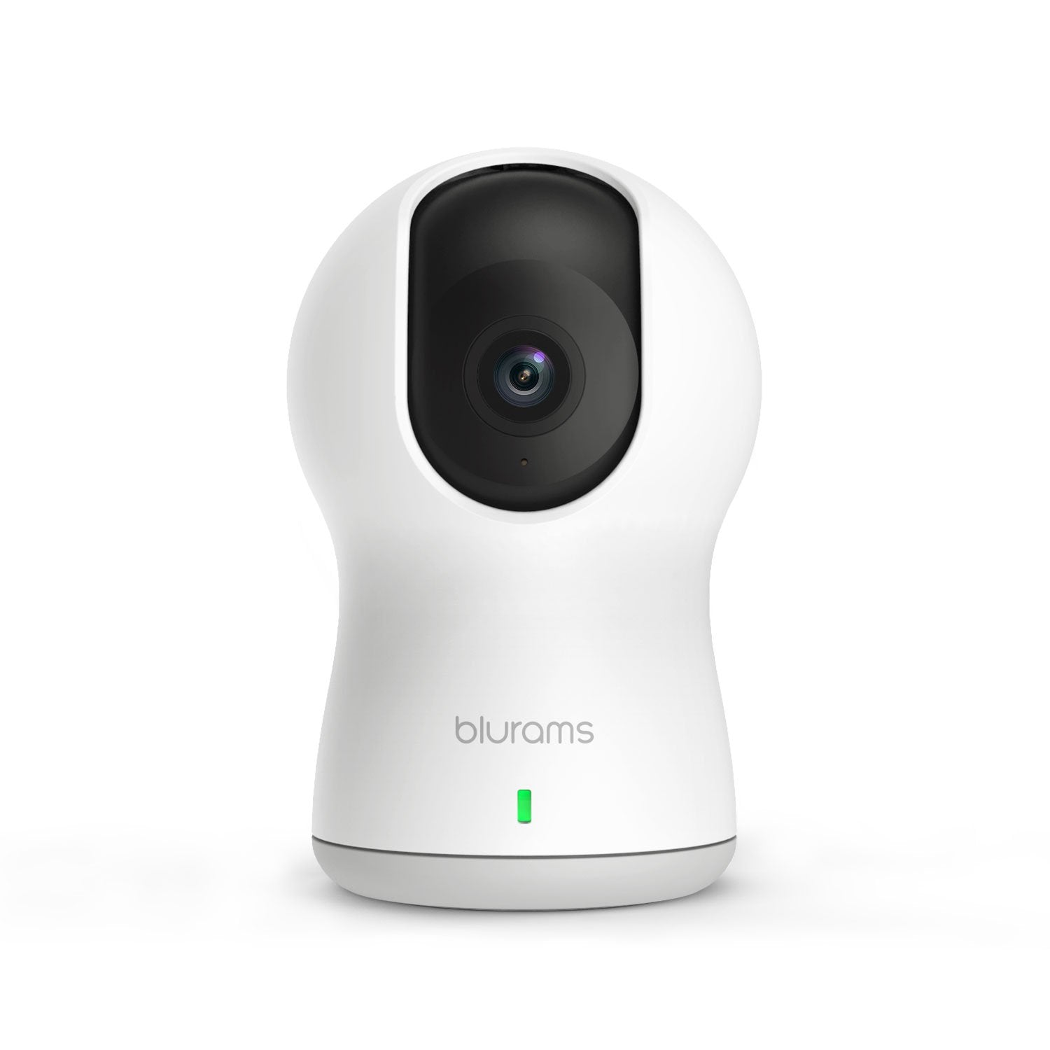 Blurams Dome Pro - Wireless Security IP Camera cctv System 1080p fhd w/ Facial Recognition - Latest Living