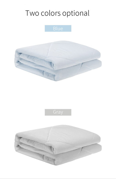 XIAOMI 8H Antibacterial Washable Summer Cooling Cotton Quilt