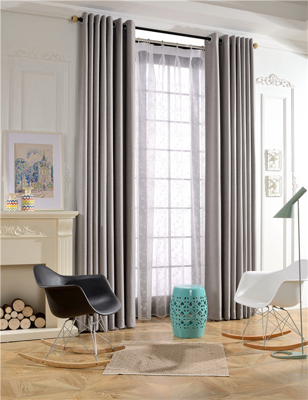 Sunshade Modern Life Curtains - Latest Living