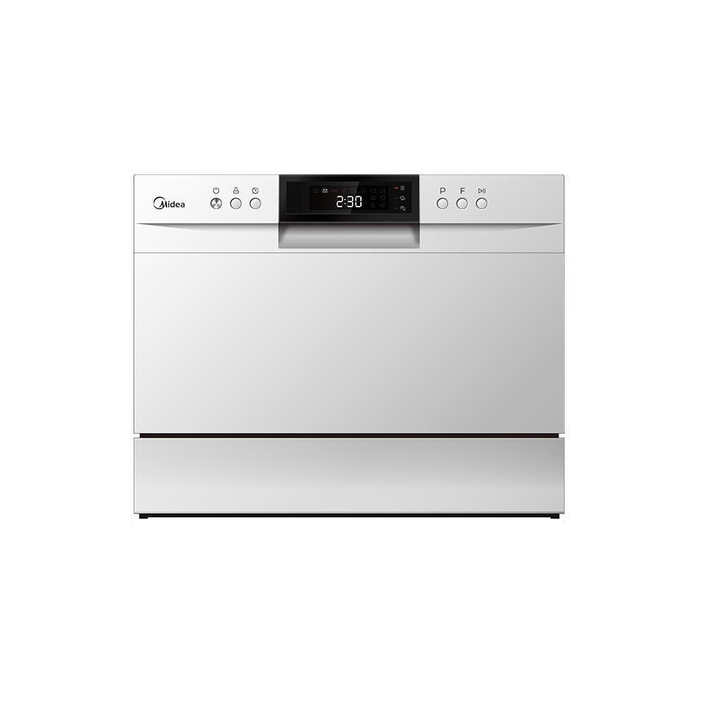 Midea MDWB1W Countertop Dishwasher White - Latest Living