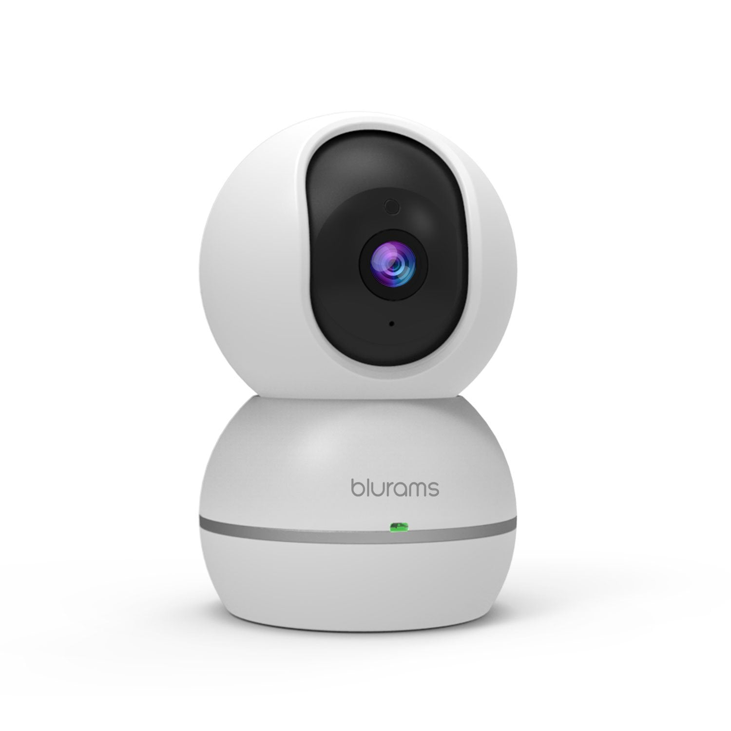 blurams Snowman - Wireless Security IP Camera CCTV System 1080p FHD w/ 360° Coverage - Latest Living