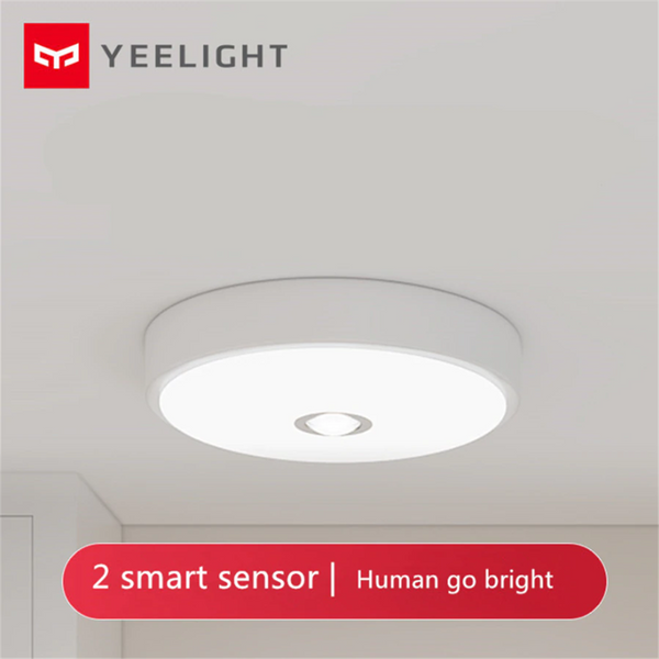 Yeelight Smart Ceiling Light Crystal mini Human Motion Sensor - Latest Living