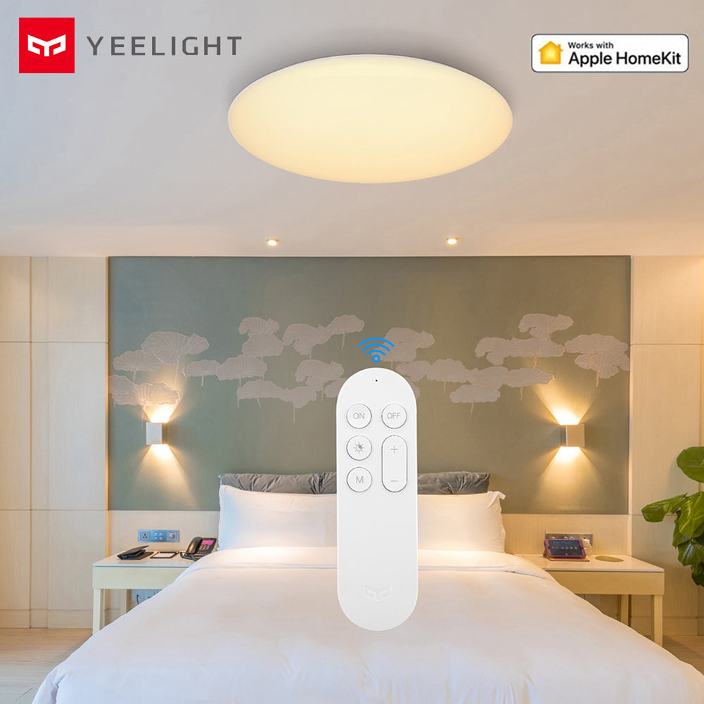 Yeelight Bluetooth Remote Control  for Smart LED Ceiling Light Lamp Controller - Latest Living