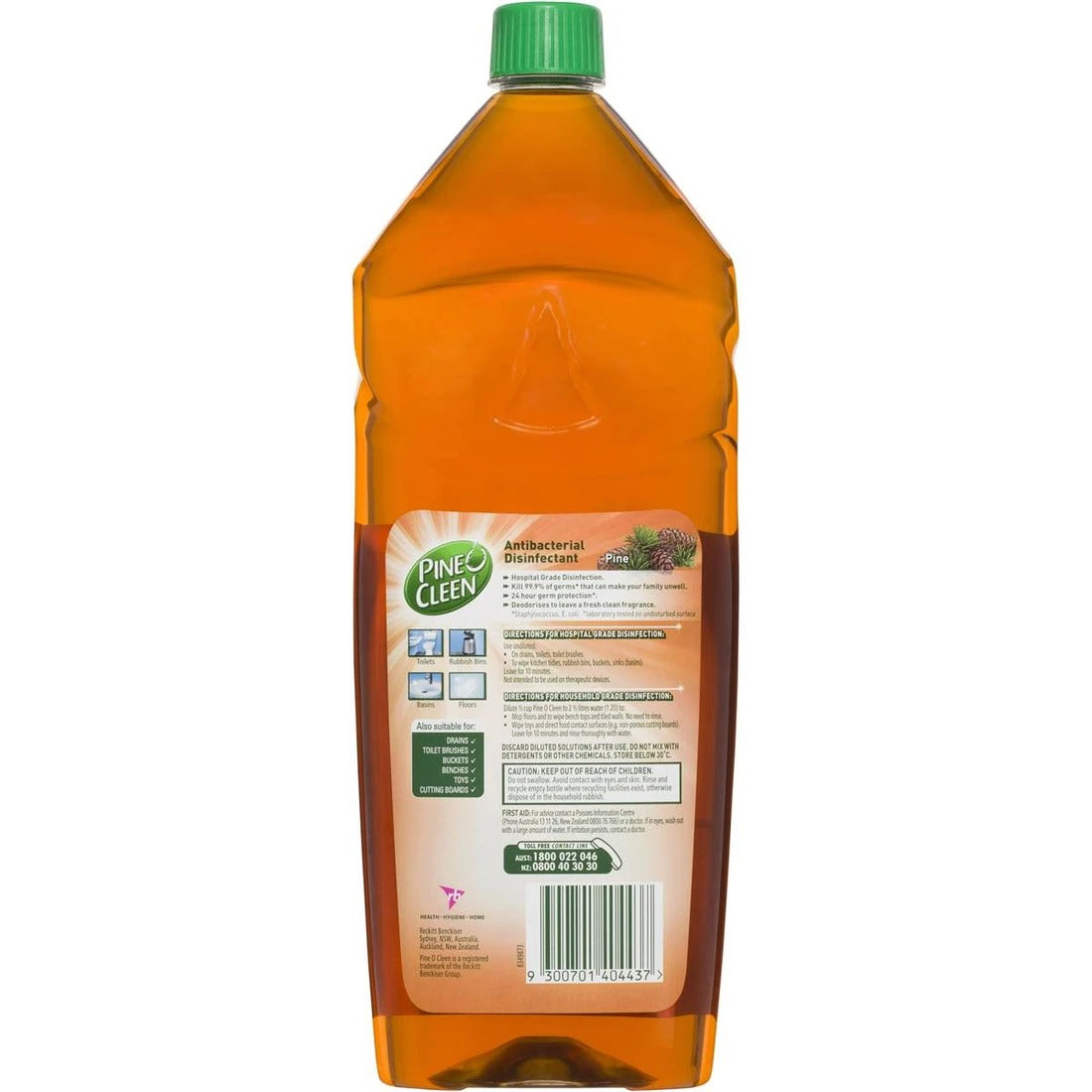 Pine O Cleen Disinfectant 1.25L - Latest Living