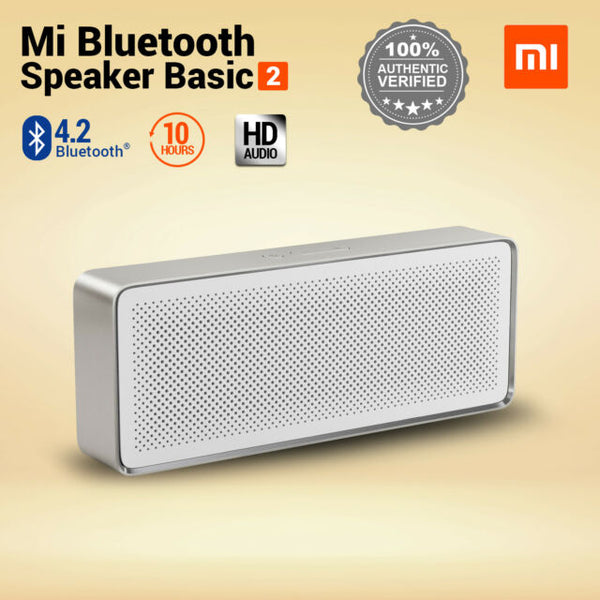 Xiaomi Bluetooth Speaker| Hands-Free Mini Portable Wireless