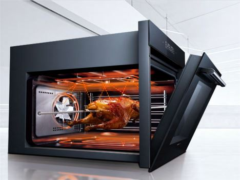 Robam 90 Degree Fan Blade Eletric Oven R315S - Latest Living