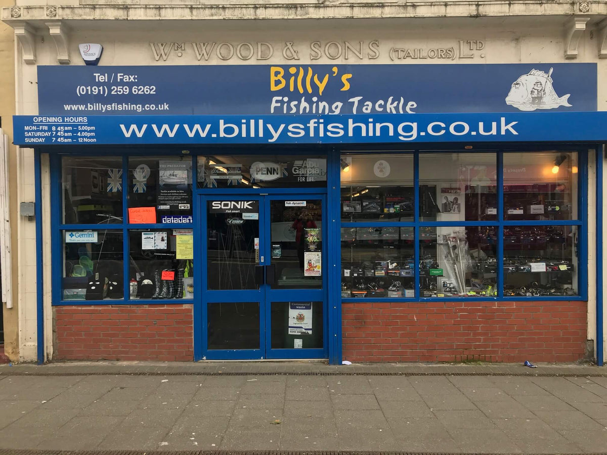 Billy's Angling Shop
