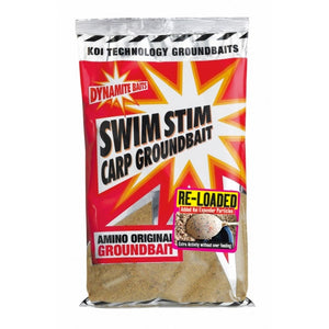 Dynamite Baits Swim Stim Re-Loaded Groundbait